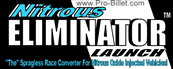 Nitrous Eliminator™ For Nitrous Oxide Equipped Applications