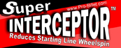Super Interceptor™ Designed For Supercharged Applications